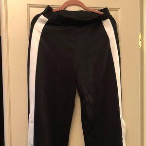 Zara Track Pant Wide Leg